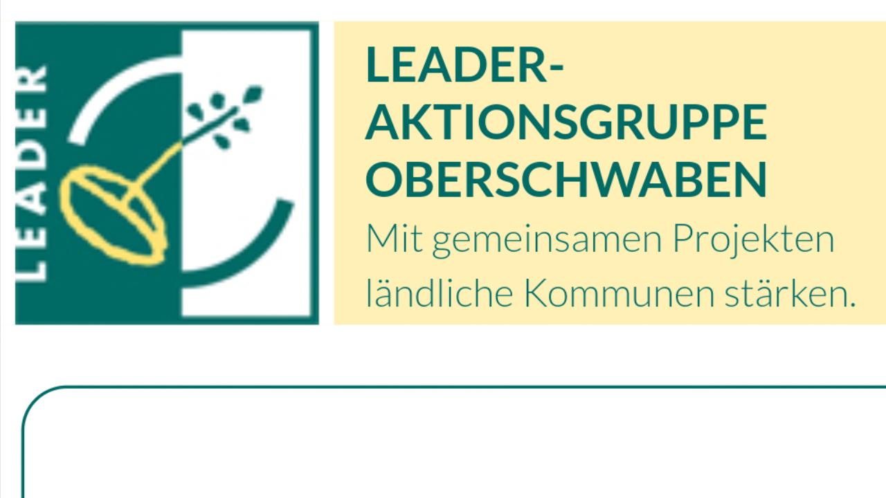 Rundbrief LEADER Oktober 2017