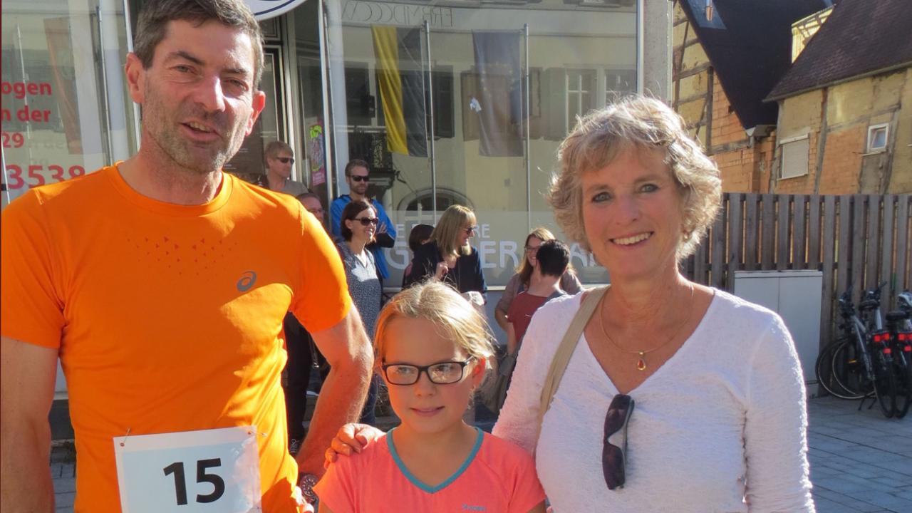 Charity Run 2017 in Mengen