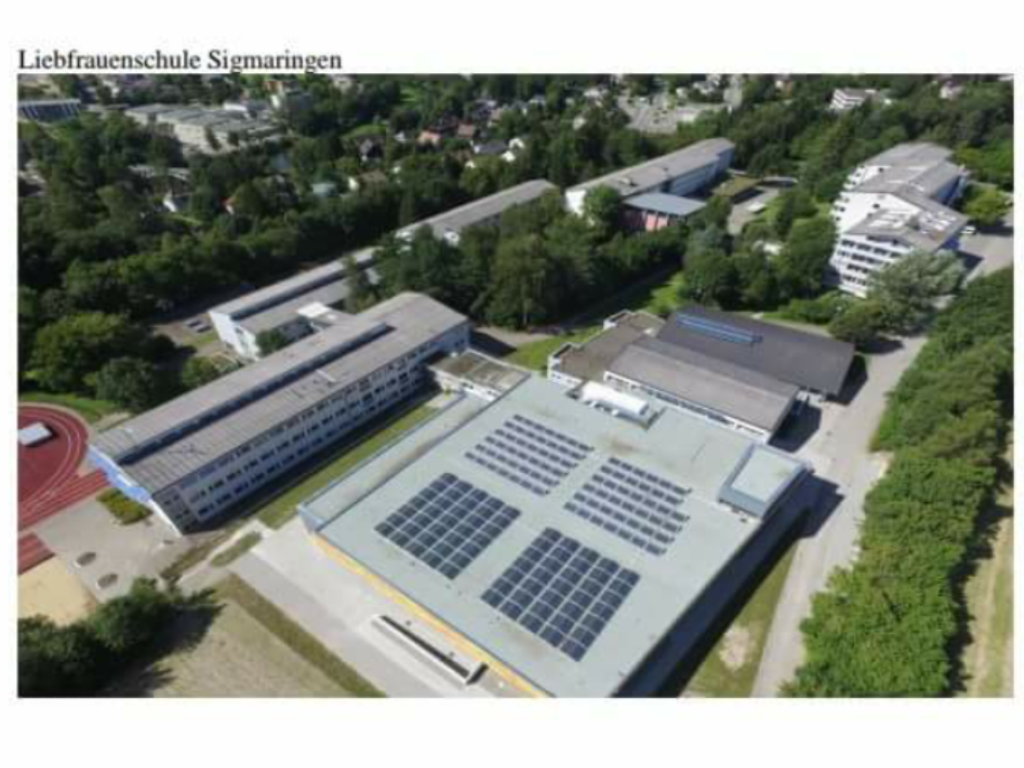 Einladung zum Vortrag Solarenergie zur Eigennutzung