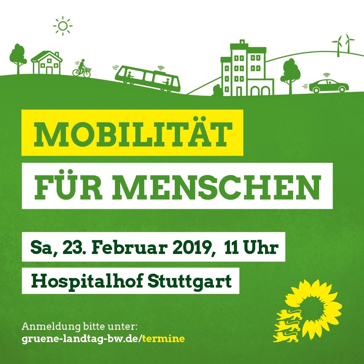 Mobilität für Menschen- emissionsfrei von heute nach morgen