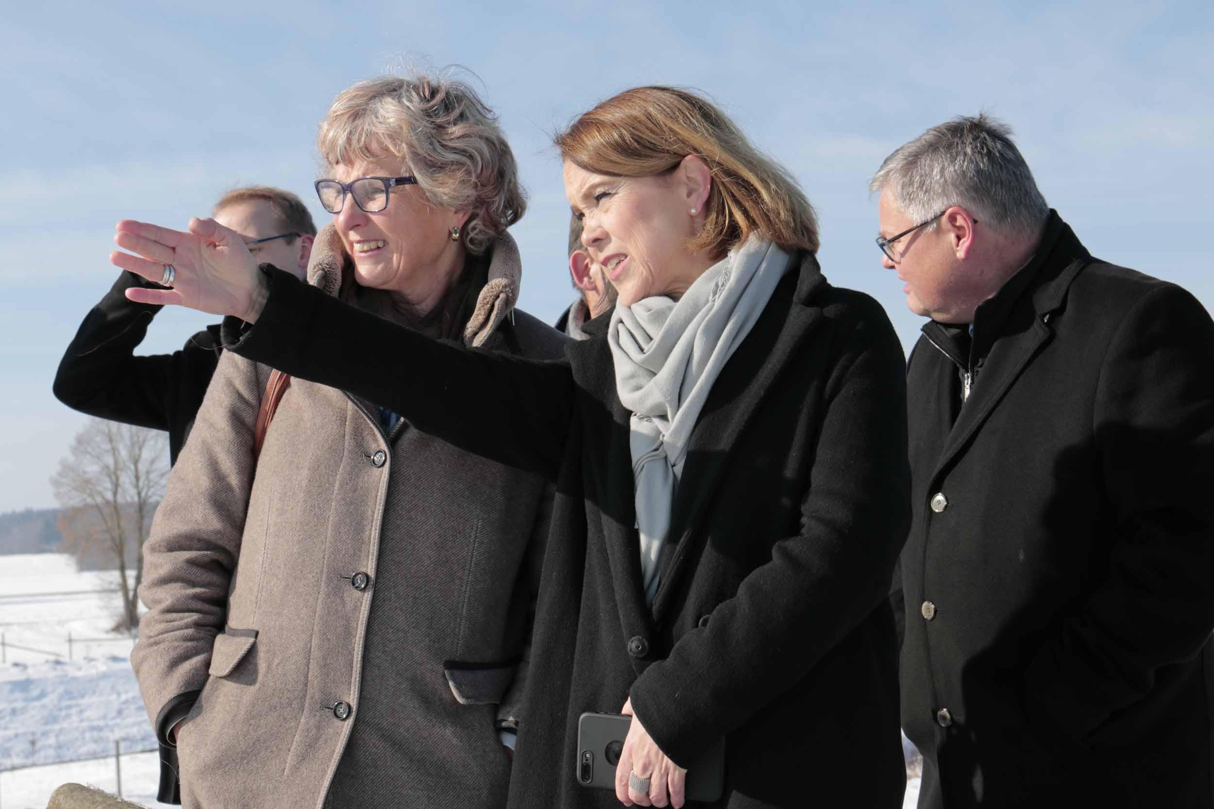 Startschuss für Keltenkonzeption in Hundersingen