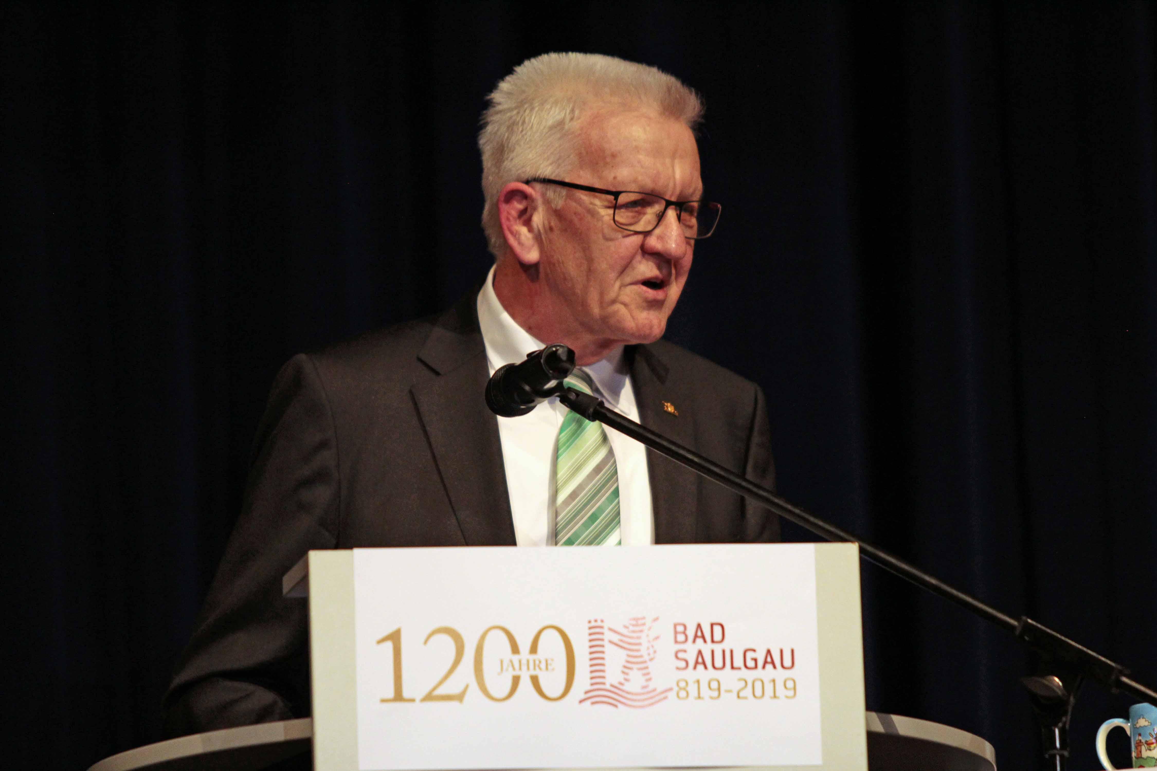 Festakt 1200 Jahre Bad Saulgau