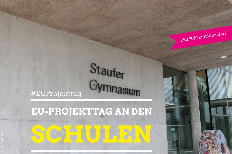 EU-Schulprojekttag