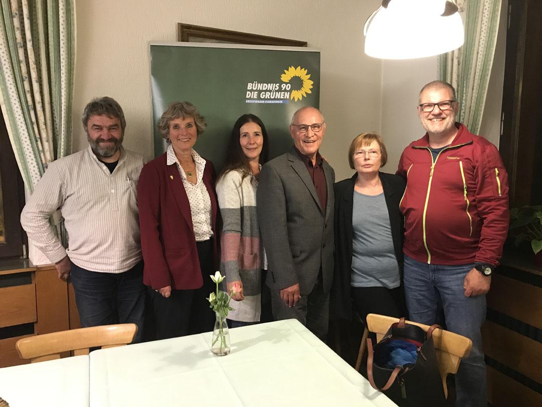 Europavortrag und Kandidatenvorstellung in Stetten a.k.M.