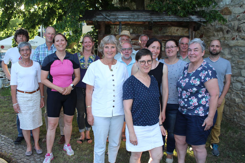 Kommunalpolitischer Austausch mit neugewählten Grünen im Landkreis Sigmaringen