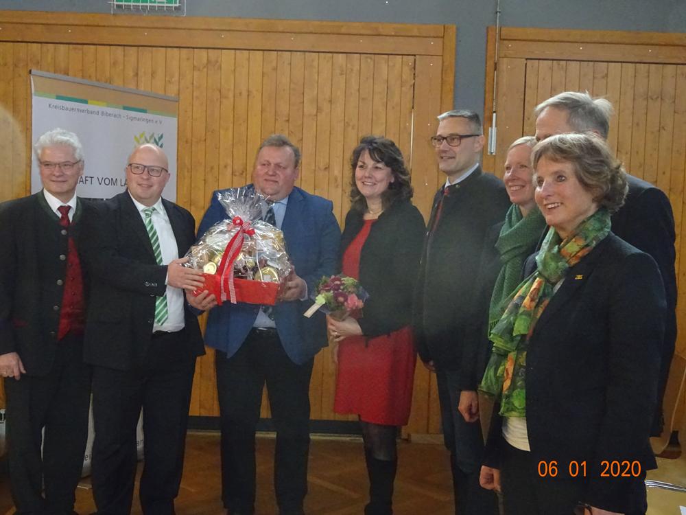 Kreisbauerntag 2020 in Laiz