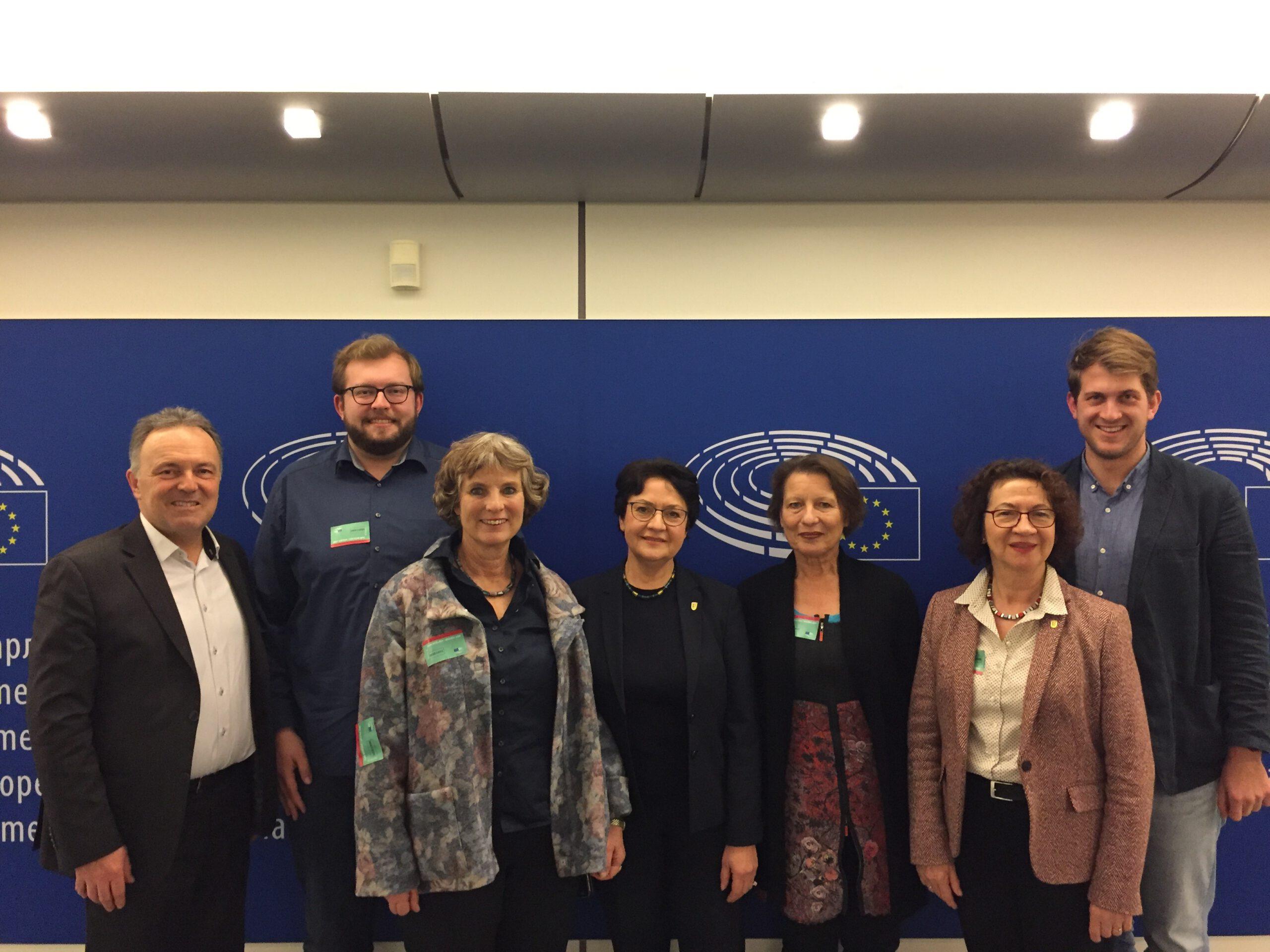 Europaausschuss in Brüssel