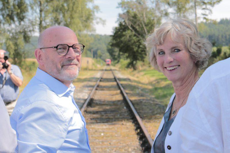Eisenbahnromantik – Streckenreaktivierungen