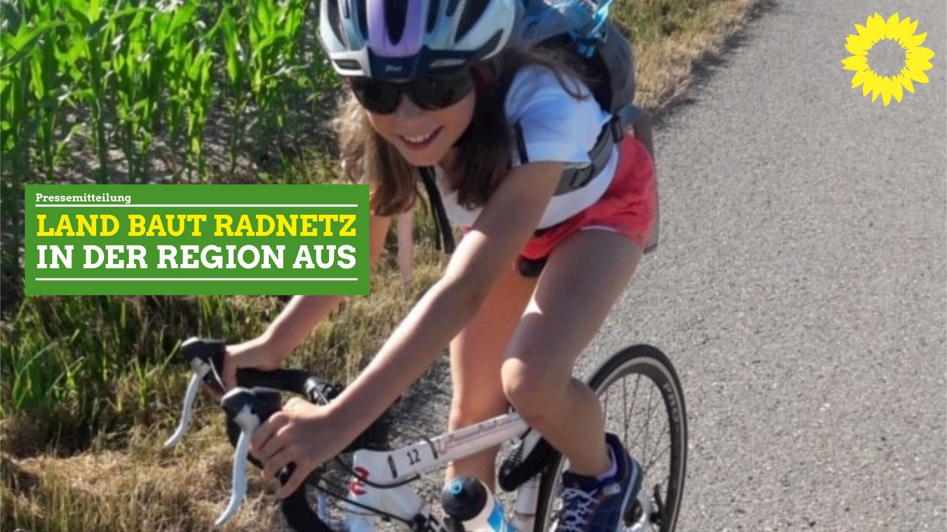 Land baut Radnetz in der Region weiter aus