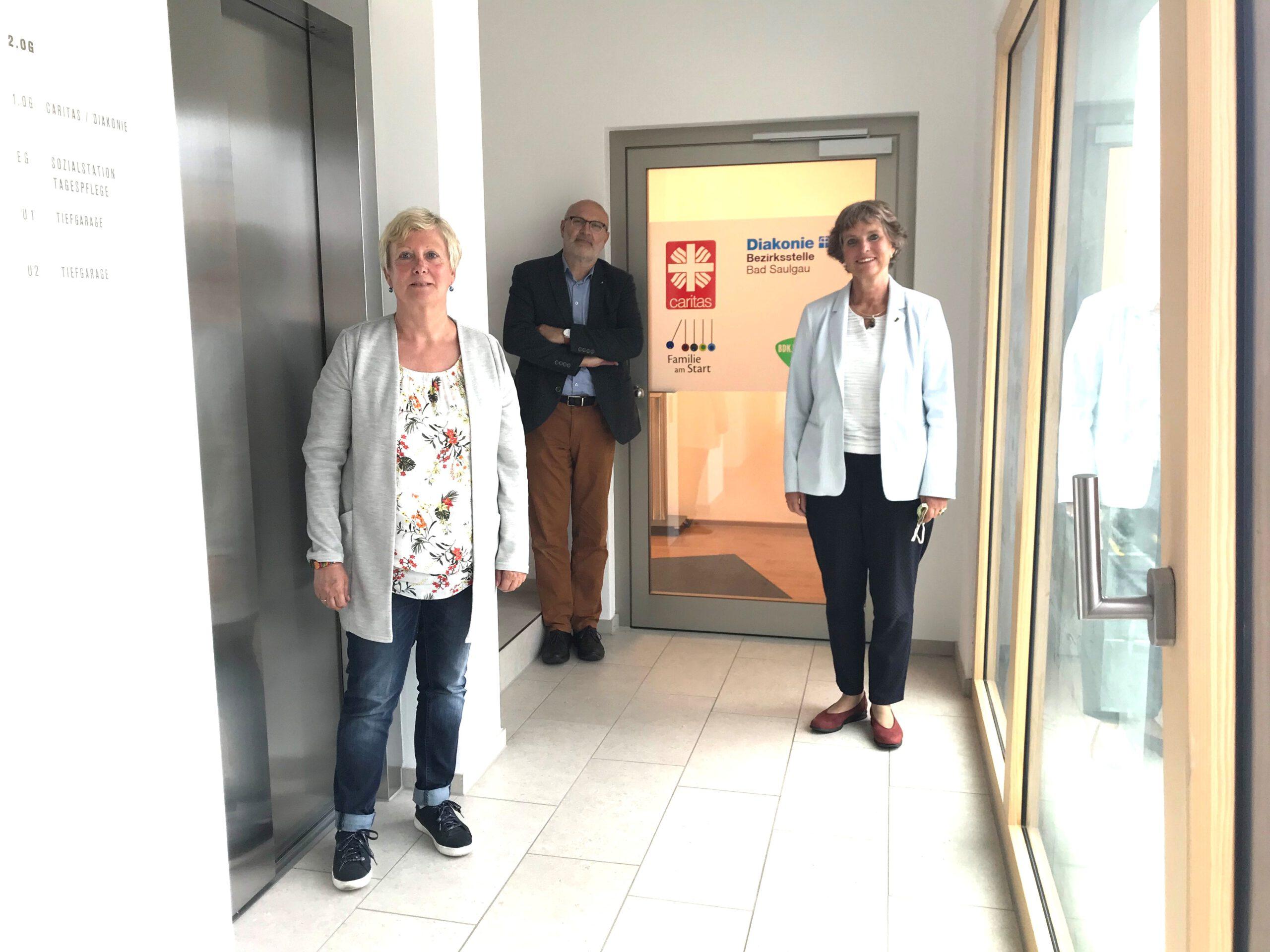 Caritas Bad Saulgau – Mutmacher in Zeiten der Pandemie