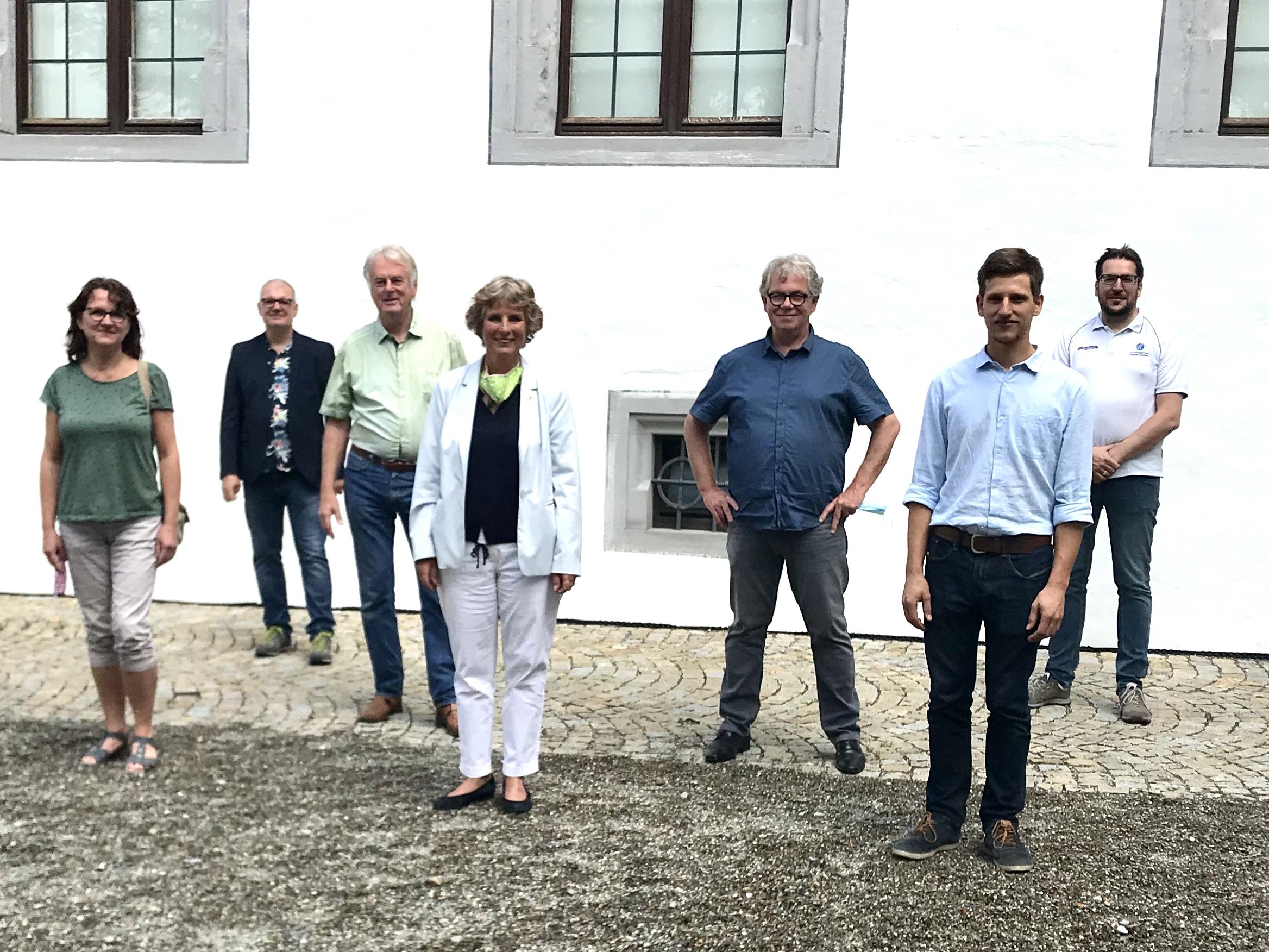 Gründungsversammlung Förderverein Ablachtalbahn e.V.