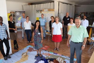 Fraktionsklausur AK Europa Besuch EPiZ