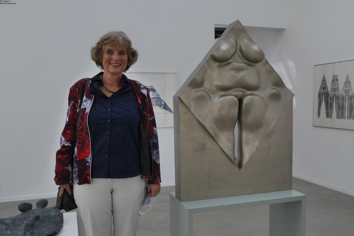 Zu Besuch in der Galerie Werner Wohlhüter