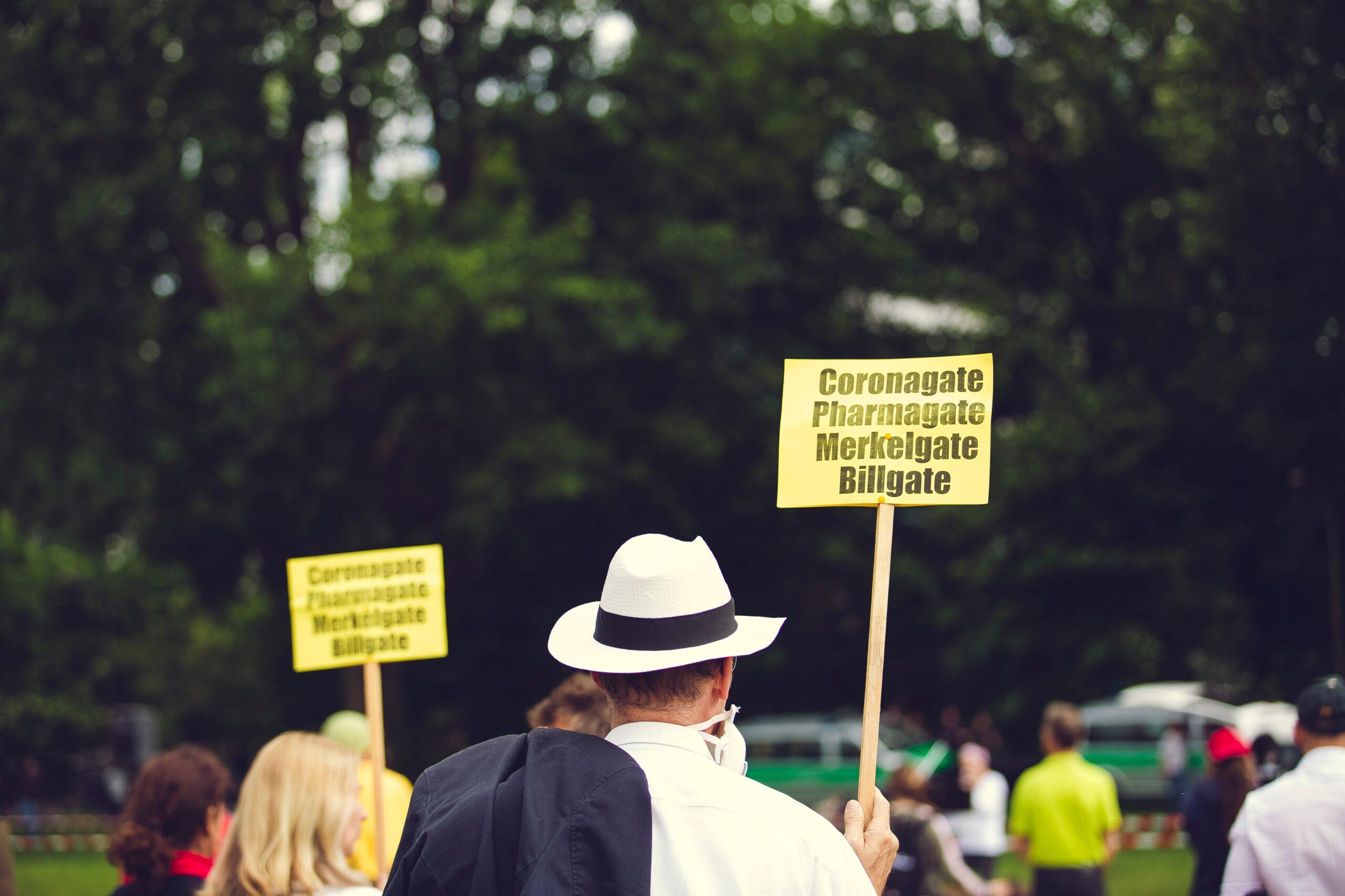 """""""Querdenken 711"""" wird vom baden-württembergischen Verfassungsschutz beobachtet"""