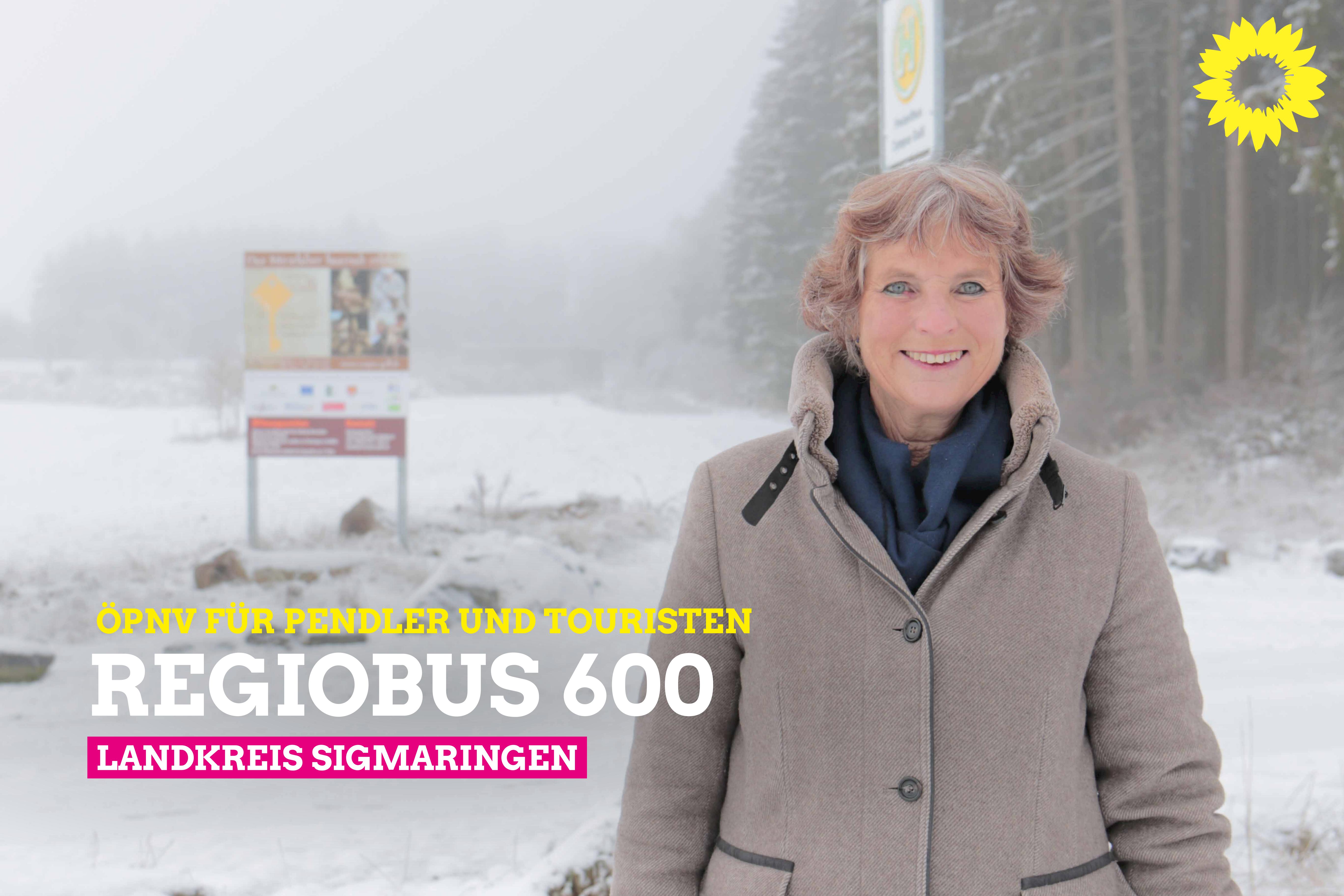 Regiobuslinie 600 Sigmaringen – Messkirch wertet ÖPNV in der Region auf