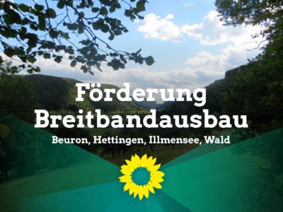 4,5 Mio Euro für schnelles Internet im Landkreis Sigmaringen
