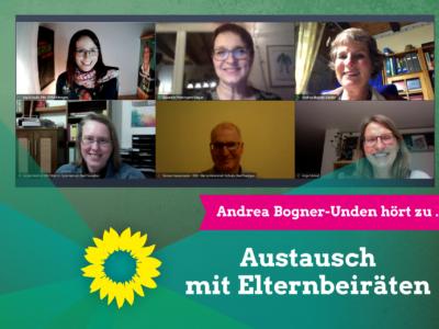 Andrea Bogner-Unden hört zu . . . Elternbeiräte