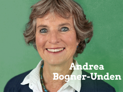 Andrea Bogner-Unden für den Wahlkreis Sigmaringen