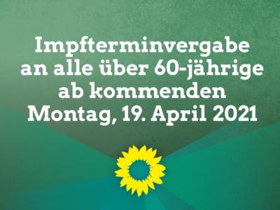 Baden-Württemberg öffnet Impfterminvergabe für alle über 60-Jährigen ab kommenden Montag