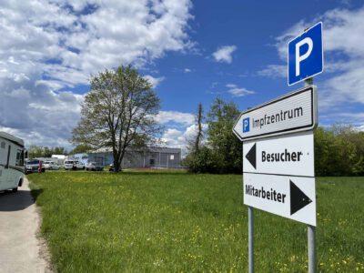 Besuch Kreisimpfzentrum Hohentengen